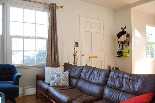 Living Room by Corynne Pless