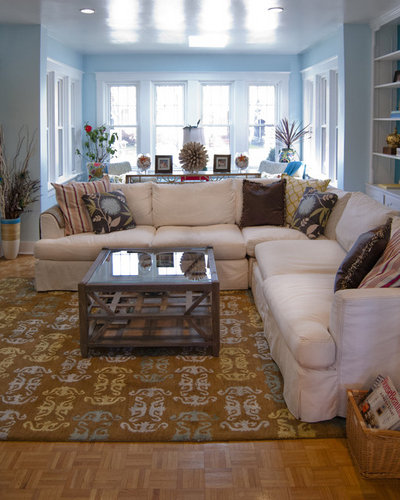 My Houzz Cheery And Breezy Pittsburgh Home