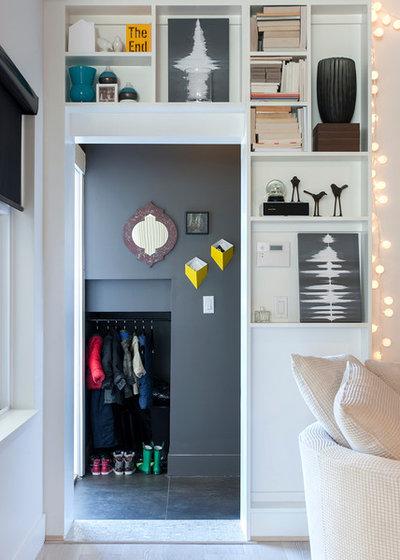 Contemporain Salon by Heather Merenda