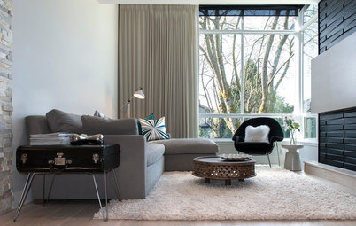 My Houzz: Chic Meets Whimsy in Vancouver