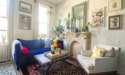My Houzz: Chic Updates to a 350-Square-Foot NYC Apartment