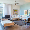 My Houzz:  Clean Lines and Personal Style in a Tucson Townhouse