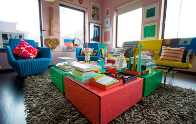 My Houzz: Color Breaks All the Rules in This NYC Apartment