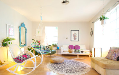 My Houzz: Colorful Boho Style in Austin