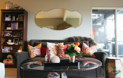 My Houzz: Comfortable With a Hint of Glam