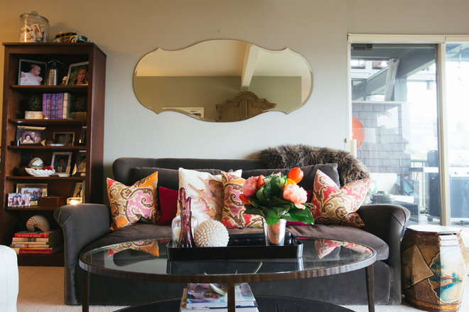 My Houzz Comfortable With A Hint Of Glam