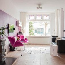 Eclectic Living Room by Louise de Miranda