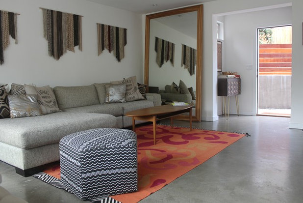 My Houzz Cool Eclectic Style For A Los Angeles Family Home