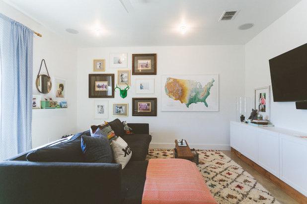 My Houzz: Couple Build Their Dream Modern-Farmhouse-Style Home