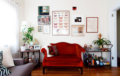 My Houzz: Cozy and Collected in a Cambridge Apartment