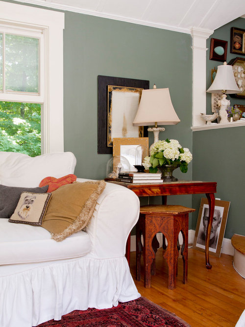 Houzz Cottage Living Room: My Houzz: Creativity Flows In A New Hampshire Cottage