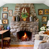 My Houzz: Creativity Flows in a New Hampshire Cottage