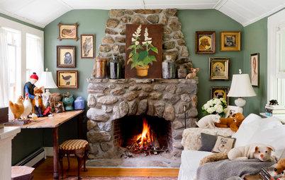 暖炉や薪ストーブで、インテリアに炎という¨ゆらめき¨を!