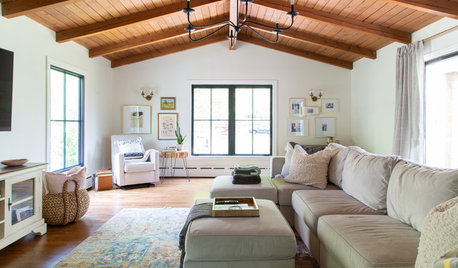My Houzz: Designer Breathes  Life Into Her Family's Historic Home
