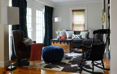 My Houzz: DIY Charm for a 1900s New England Home
