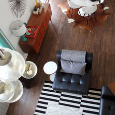 Midcentury Living Room by Laura Garner