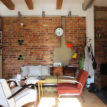 My Houzz: DIY Love Pays Off in a Small Prague Apartment