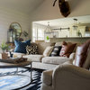 My Houzz: Couple Update Their Home With Rustic Farmhouse Touches