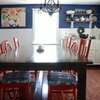 My Houzz: DIY Walls and Color for a New Hampshire Home