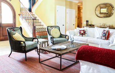 My Houzz: Relaxing Mexican Resort Style in a Florida Home