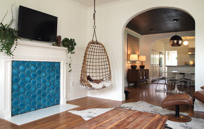 My Houzz: Eclectic Charm in a Baton Rouge Renovated Live-Work Cottage