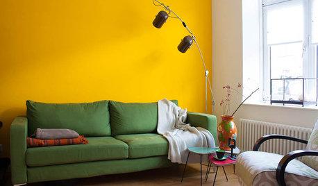 Welche Farbe passt zu Gelb? 12 Experten-Ideen