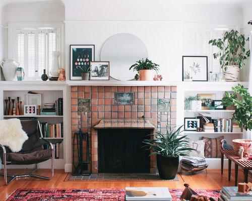 Vintage Fireplace Houzz