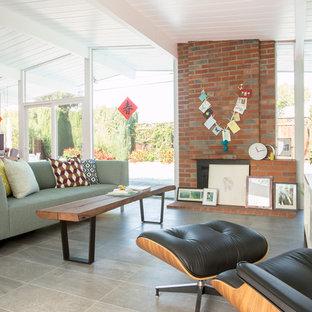 My Houzz: Family Renovates a 1963 Eichler to Make It Their Own