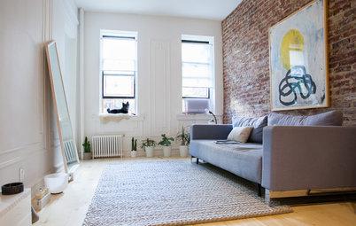 USA Houzz: A Fashion-Forward Urban Home