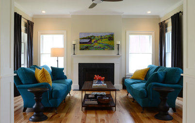 My Houzz: Classic Style and Colors in a Vermont Family Home
