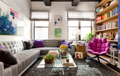 Houzz Tour: This New York Apartment is High on Easy Style