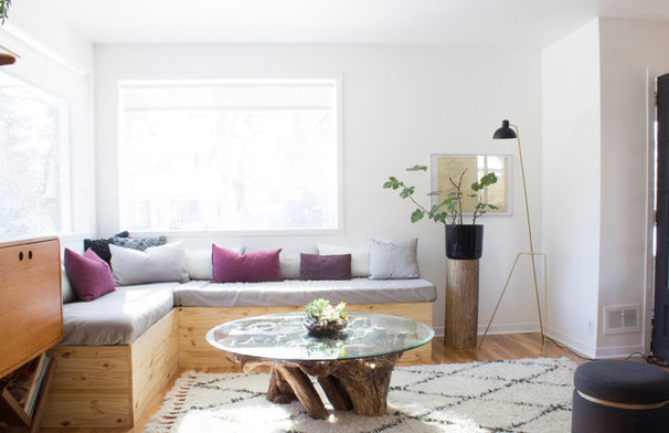 Eclectic Living Room by Le Michelle Nguyen