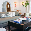 My Houzz: Happy Layered Patterns in a Spanish Revival