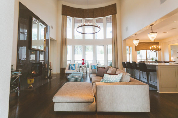 Best Traditional Living Room by Heather Banks