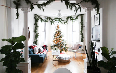 Tour 7 Homes With Fresh and Cheery Holiday Decor