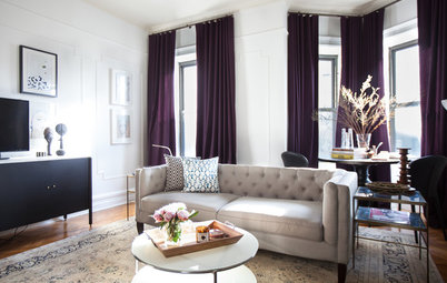 My Houzz:  In Brooklyn, Family Heirlooms and a Global Perspective