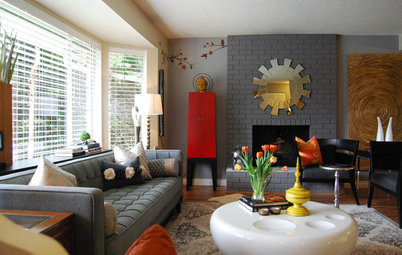 My Houzz: Inspired Great Room in North Vancouver