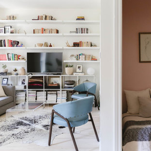 My Houzz: Inviting Whites and Pastels in a Chicago Condo