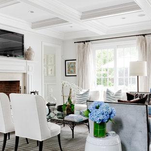 Удачное сочетание для дизайна помещения: гостиная комната в классическом стиле - самое интересное для вас