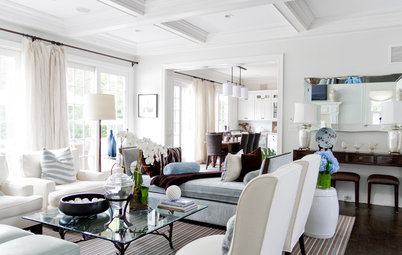 My Houzz: Entertaining Possibilities in the Hamptons