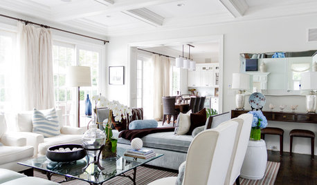 USA Houzz: Be Inspired by Beachy Elegance in the Hamptons