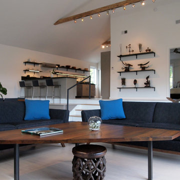 My Houzz: Japanese Minimalism Blends With Classic New Orleans Style