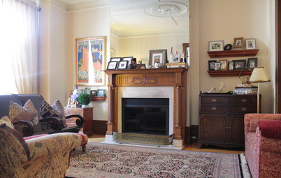 My Houzz: Collective Panache for an 1890s Home