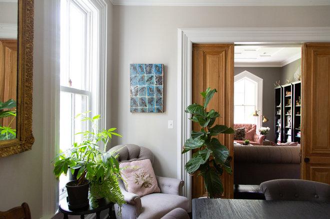 Living Room by Rachel Loewen Photography