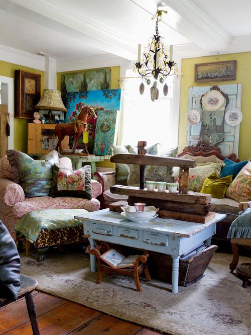 1 junk gypsy Living Room Design s