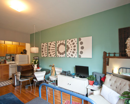 Decorating a studio apartment ideas pictures remodel and for Room 422 decor