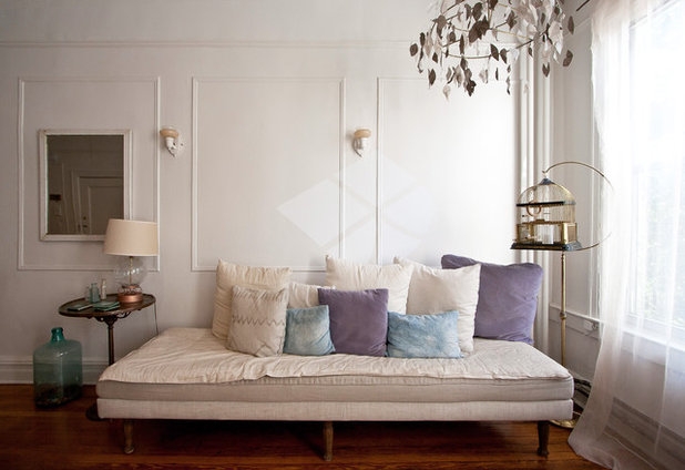 Eclectic Living Room by Chris A Dorsey Photography