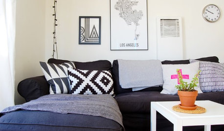 USA Houzz: Creative Renters Make a Home in LA