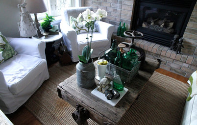 My Houzz: Creative Salvaging in the Canadian Countryside