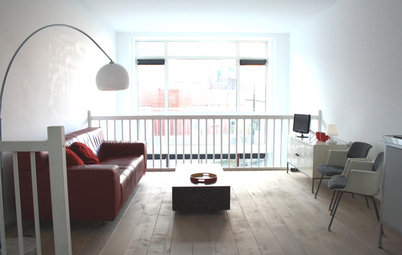 My Houzz: Minimalist Living in Rotterdam